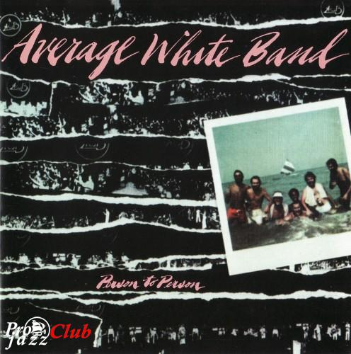 (Funk, Soul, R&B) Average White Band - Person To Person - 1976, (2CD)FLAC (tracks+.cue), lossless