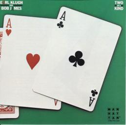 (Smooth Jazz) Earl Klugh & Bob James - Two Of A Kind - 1982, FLAC (tracks+.cue) lossless
