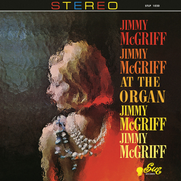 1964 Jimmy McGriff - At The Organ (1996) {Collectables COL-5716} [WEB]
