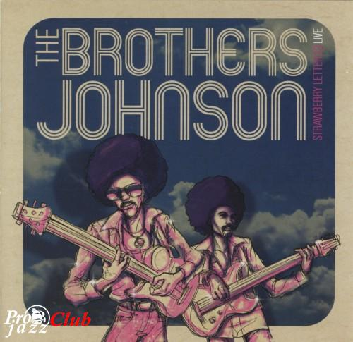 (Funk) The Brothers Johnson - Strawberry Letter 23 Live (CLP 1435-2) (remaster 2005) - 1977, FLAC (tracks+.cue), lossless
