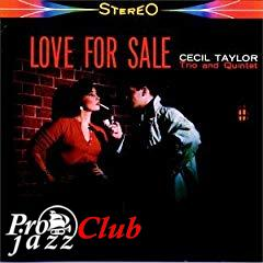 (jazz) Cecil Taylor - Love for Sale, FLAC (tracks) lossless