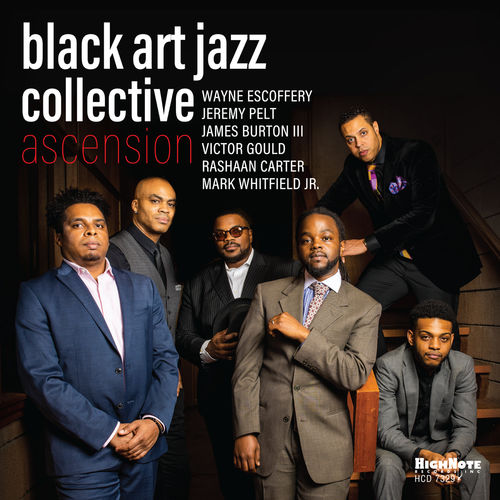 2020 Black Art Jazz Collective - Ascension {HighNote HCD7329} [WEB]