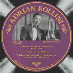 (classic jazz/dance band) [CD] Adrian Rollini - 1929-34 - 2005, FLAC (tracks+.cue), lossless