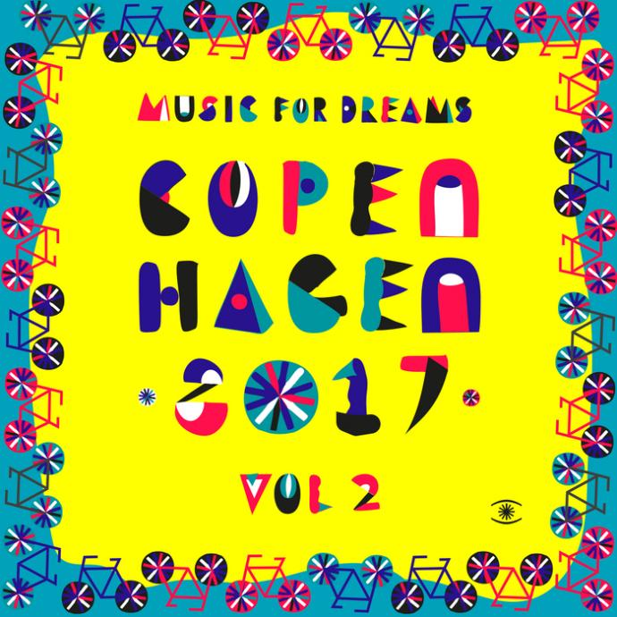 2017 VA - Music for Dreams Copenhagen, Vol. 2 {Music For Dreams ZZZCD 0134}