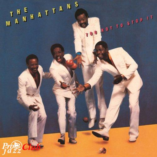 (Funk, Disco, Soul) [WEB] The Manhattans - Too Hot to Stop It (Expanded Version) - 1985/2016, FLAC (tracks), lossless