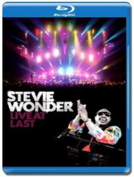 2008 Stevie Wonder - Live at Last [Blu-ray]