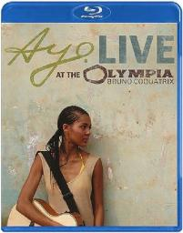 2008 Ayo - Live at the Olympia [Blu-ray]
