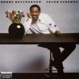 (Post-Bop) [CD] Bobby Hutcherson - Color Schemes - 1986, FLAC (tracks+.cue), lossless