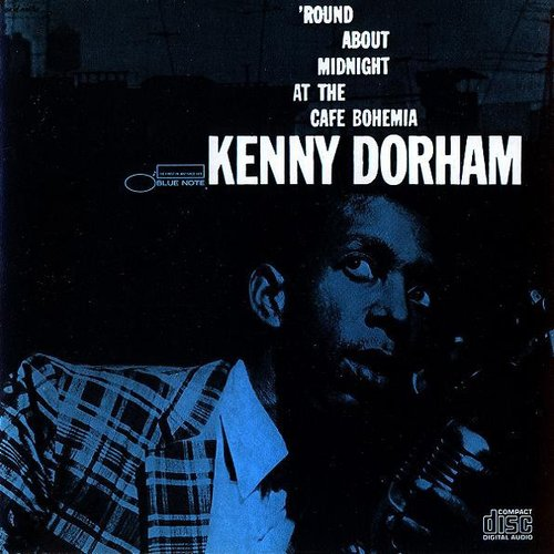 1956 Kenny Dorham - 'Round About Midnight at the Cafe Bohemia (1995) {Blue Note CDP 724383357628} [2CD]