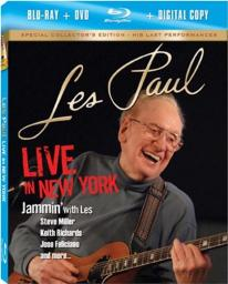 2010 Les Paul - Live in New York [Blu-ray]