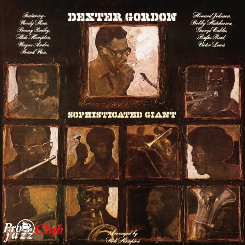 1977 Dexter Gordon - Sophisticated Giant (2018) {Columbia, Legacy} [24-192]