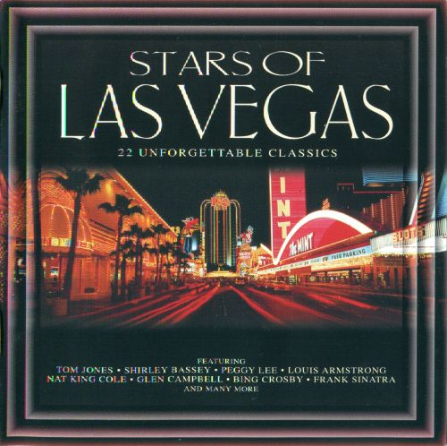 1998 VA - Stars of Las Vegas {Crimson CRIMCD132} [CD]