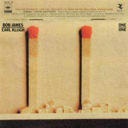 (Crossover Jazz, Smooth Jazz, Jazz-Pop, Fusion) Bob James and Earl Klugh (w. Ron Carter etc) - One on One {CBS Sony / Tappan Zee 35DP 10, Japan} - 1979, APE (image+.cue) lossless