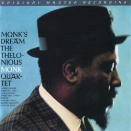 1963 Thelonious Monk - Monk's Dream (2019) {Columbia, Mobile Fidelity} [DSD64]