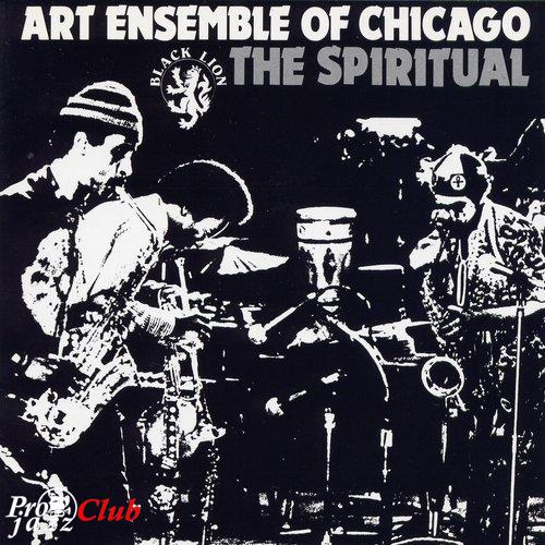 (Jazz) Art Ensemble of Chicago - The Spiritual - 1969, FLAC (image + .cue), lossless