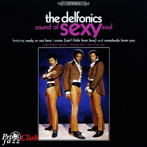(R&B, Soul) [CD] The Delfonics - Sound Of Sexy Soul (1969) - 2001, FLAC (image+.cue), lossless