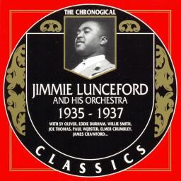1990 Jimmie Lunceford And His Orchestra - 1935-1937 {The Chronological Classics CC510} [CD]