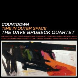 1962 Dave Brubeck Quartet - Countdown Time In Outer Space (2004) {Columbia Legacy CK 86405} [WEB]
