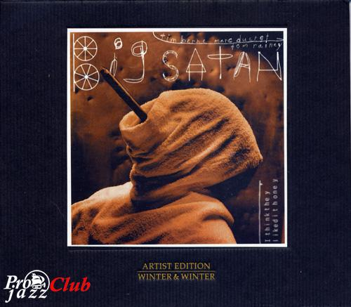 (Avant-Garde / Modern Creative) Big Satan (Berne / Ducret / Rainey) - I Think They Liked It, Honey - 1997, FLAC (image+.cue), lossless