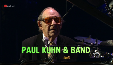 2012 Paul Kuhn & Band - Live at 33. Leverkusener Jazztage [HDTVRip 720p]