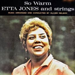 1961 Etta Jones - So Warm (2019) {RevOla} [24-44,1]