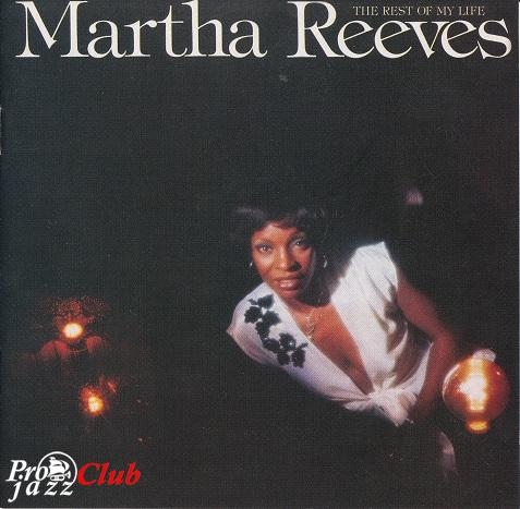 (Funk/Soul/Pop) [CD] Martha Reeves - The Rest Of My Life (Expanded Edition) - 1976, FLAC (tracks+.cue), lossless