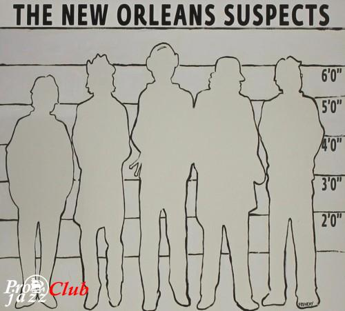 (New Orleans Funk, Jam Band) [CD] The New Orleans Suspects - The New Orleans Suspects - 2012, FLAC (tracks+.cue), lossless