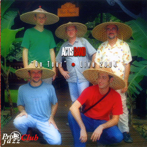 (Avant-Garde Jazz) Actis Band (Carlo Actis Dato) - On Tour • Live 2004 (2CD) - {Splasc(h)} - 2005, FLAC (image + .cue), lossless