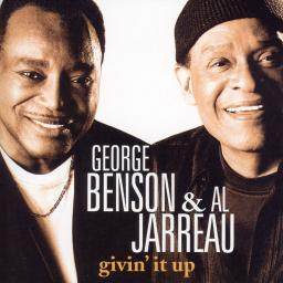 2006 George Benson & Al Jarreau - Givin' It Up {Concord CCD-2316-2} [ADVD]