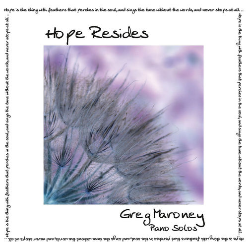 2013 Greg Maroney - Hope Resides {Hen House} [WEB]