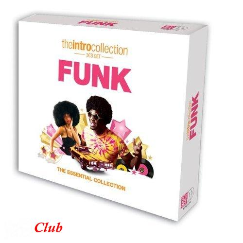 (Funk, Soul, Blues) [3xCD] VA - Funk (The Essential Collection) [Union Square Music |INTROTCD45) (3CD) - 2009, FLAC (tracks+.cue), lossless