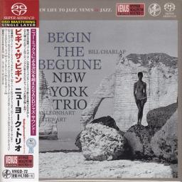 [SACD-R][OF] New York Trio (feat. Bill Charlap) - Begin The Beguine - 2006/2015 (Jazz)