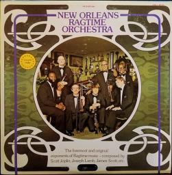 (Jazz, Ragtime, Dixieland, Easy Listening) [2LP] [24/192] The New Orleans Ragtime Orchestra - 1974, FLAC (image+.cue)