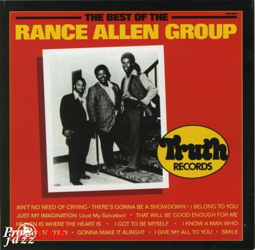 (Funk, Soul) Rance Allen Group - The Best Of The Rance Allen Group (SCD24 8540-2) (remaster 2002) - 1988, FLAC (tracks+.cue), lossless
