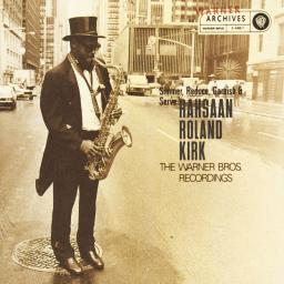1976-1977 Rahsaan Roland Kirk - Simmer, Reduce, Garnish & Serve (1995) {Warner 9362-45811-2} [WEB]