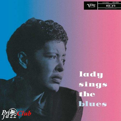 (Vocal Jazz) [CD] Billie Holiday - Lady Sings The Blues - (1956) 2007, FLAC (tracks+.cue), lossless
