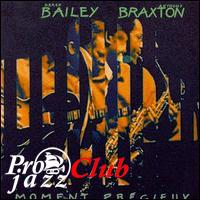 (Free Improvisation) Anthony Braxton & Derek Bailey - Moment Precieux - 1986, APE (image + .cue), lossless