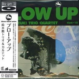 (Fusion, Post-Bop) [CD] Isao Suzuki Trio/Quartet - Blow Up - 1973 (2013 Japan Edition), FLAC (tracks+.cue), lossless