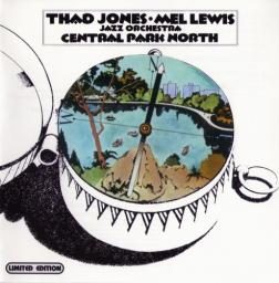 (Bop, Big Band) Thad Jones & Mel Lewis - Central Park North {1969, ECD} - 2004, APE (tracks+.cue), lossless