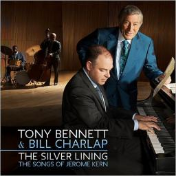 (Jazz/Pop Vocals) Tony Bennett & Bill Charlap - The Silver Lining: The Songs Of Jerome Kern - 2015, MP3, 320 kbps