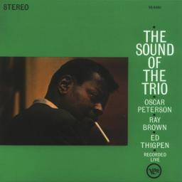 (Bop) Oscar Peterson, Ray Brown, Ed Thigpen — The Sound Of The Trio (1961) — 2005 {UCCV-9226}, FLAC (image+.cue) lossless