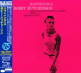(Post-Bop) [CD] Bobby Hutcherson - Happenings (1966) - 2013 {Japan SHM-CD Blue Note 24-192 Remaster}, FLAC (tracks+.cue), lossless