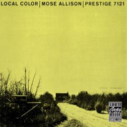 (Post-Bop) Mose Allison - Local Color (1957) - 1990, FLAC (tracks+.cue), lossless