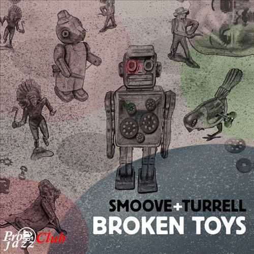 (northern funk, soul, acid jazz, disco) [CD] Smoove & Turrell - Broken Toys - 2014, FLAC (tracks+.cue), lossless