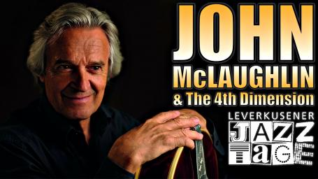 2012 John McLaughlin & The 4th Dimension - Live at 33. Leverkusener Jazztage [HDTVRip 720p]