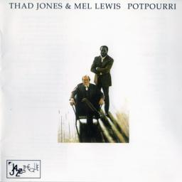 (Post-Bop, Big Band) Thad Jones & Mel Lewis - Potpourri {1974} - 1995, FLAC (tracks+.cue), lossless