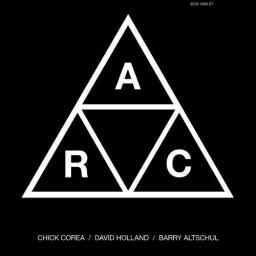 1971 Chick Corea, David Holland, Barry Altschul - A.R.C. (2017) {ECM} [DSD64 1-2,8]