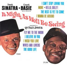 1964 Frank Sinatra & Count Basie - It Might As Well Be Swing {Reprise FS1012} [LP 24-96]