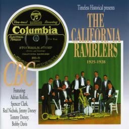 (Dixieland, New Orleans Jazz) The California Ramblers (feat. Adrian Rollini, Red Nichols, Spencer Clark, Jimmy & Tommy Dorsey, Bobby Davis) - 1925-1928 - 1999 {Timeless, CBC 1-053}, MP3, 320 kbps