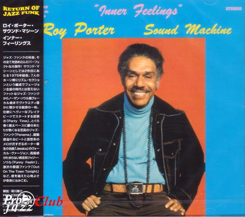 (Jazz-Funk) [CD] Roy Porter Sound Machine - Inner Feelings - 1975 (2007 Japan Edition), FLAC (tracks+.cue), lossless